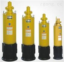 QXN下吸式內裝礦用潛水泵