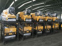 濟寧廠家生產座駕式850kg壓路機