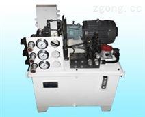 数控龙门加工中心液压系统