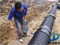 關林鋼帶增強波紋管圖片 塑料埋地排水管