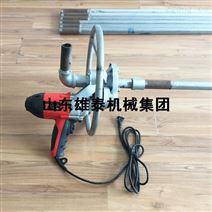 SJZ-160便携式电动打井机 手持式水井钻机