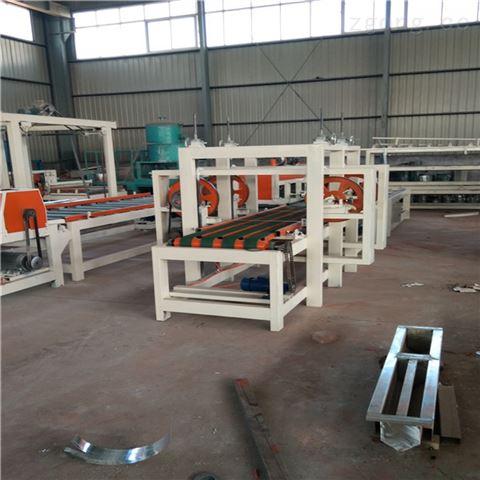 聚合物聚苯板设备免拆模板生产线