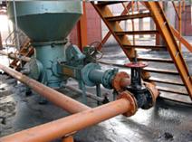 气力输灰料封泵