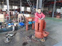 潜水清淤泵南海三相电 耐磨搅稀泵 型号参数