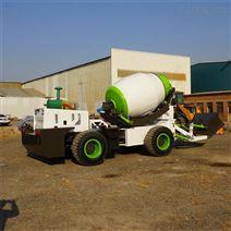 宏润 建筑工地1.6-2.6方小型水泥搅拌车