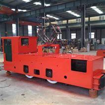 礦用3噸電機車 特殊型3噸架線式