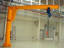 小型起重机立柱式悬臂吊