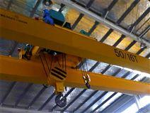 50/16t-12m吊鉤門式雙梁起重機