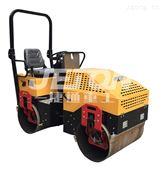价格优惠汽油双轮压全液压双钢轮2吨压路机