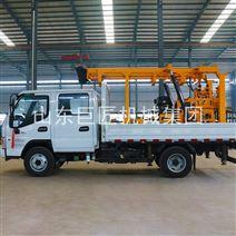 巨匠XYC-200輕卡車載液壓鉆機地質勘探鉆機