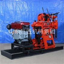 巨匠集团提供XY-150液压高速勘探钻机