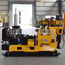 巨匠集团提供XY-3液压岩心勘探钻机