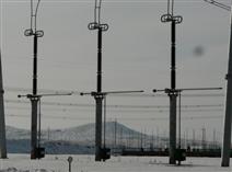 JW7系列單柱戶外高壓交流接地開關