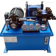 液压泵站液压系统