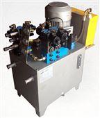 收圈机液压系统