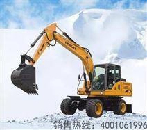 輪挖-HT145W全液壓輪式挖掘機