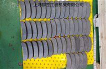 雙輪銑槽機耐磨件