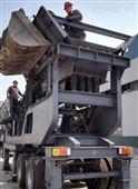 鄭州西芝機械移動破碎站輪胎式履帶式廠家