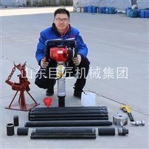 15米取样钻机QTZ-3便携式取土钻机