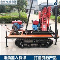 山地轻便钻机 分拆式石油勘探钻机可移机