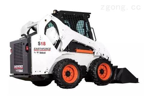 山猫S18滑移装载机 山猫工程机械 烟台山猫