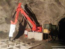礦山機械固定式破碎機
