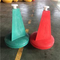 电站拦截水面垃圾浮筒水库警示PE浮标