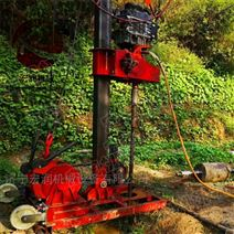 小型地矿勘测钻探机厂家