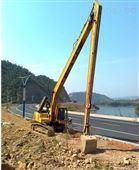 山東神鋼sk400挖掘機加長臂量大從優