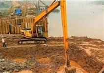 厂家定制挖掘机二段臂
