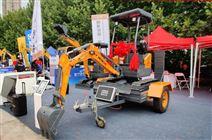 小型挖掘機-HT20全液壓履帶式