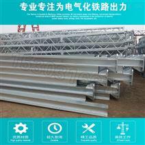 鐵路專用BGZ5-10等徑圓鋼柱矩形格構鋼柱