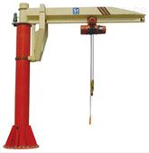 欧式立柱式悬臂吊臂起重机