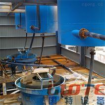 玻璃砂湿法生产线