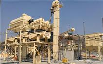 GZS板材砂專用生產線