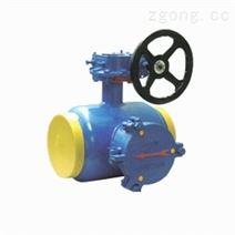 暖通系統過濾式全焊接球閥