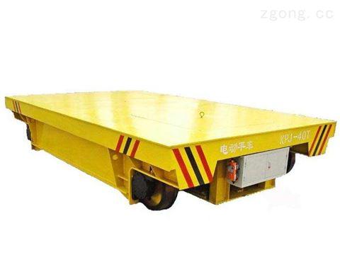 提升贮运设备KP系列5-80t电动平车