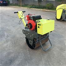 手扶單輪壓實機座駕式雙鋼輪振動壓路機廠家