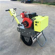 廠家直銷小型手扶式單鋼輪壓路機