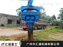 廣東芳富液壓震動打樁錘安全可靠