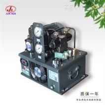 高效数控车床液压系统