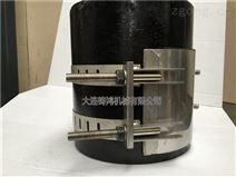 管道連接器-廣泛范圍卡扣式修補器