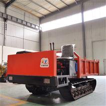 四川小推履带拖拉机 XT-3吨履带自卸车
