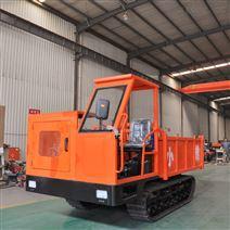 小推XT-6吨 浙江毛竹运输车 履带拖拉机
