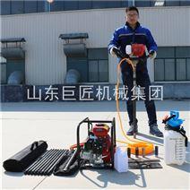 巨匠BXZ-1手持式背包钻机小型岩芯钻机