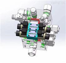 液壓系統10