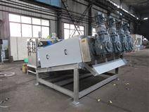 工業疊螺式污泥脫水機