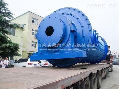 中原日处理450吨石灰球磨机为人民谋发展