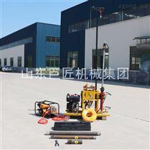 巨匠YQZ-50B液压轻便钻机 可以调速