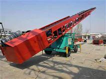 移動式轉向輸送機 貨柜裝車轉向伸縮傳送機